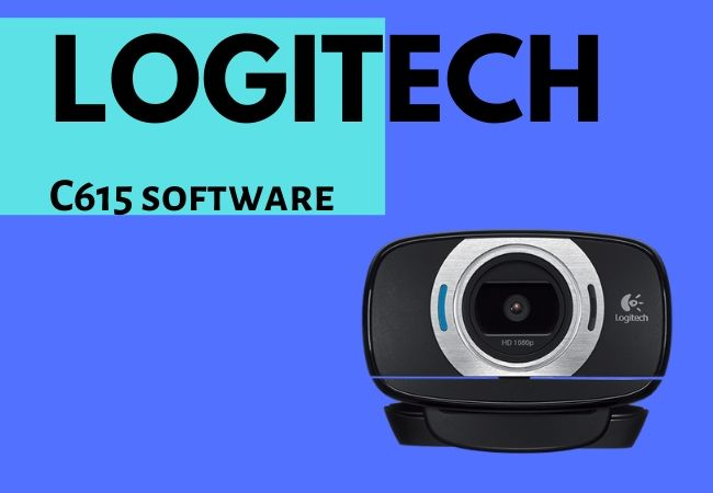 Logitech C615 software