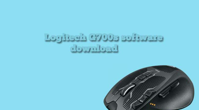 Logitech g700s software