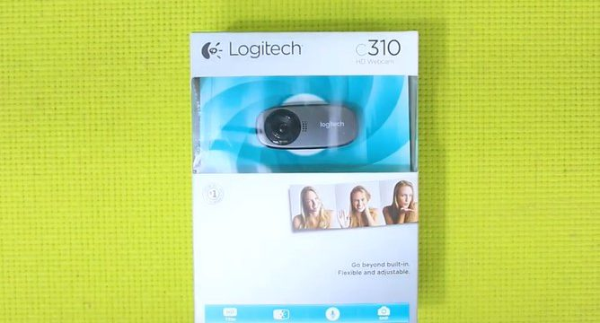 logitech c310 driver download for Windows 10 and Mac