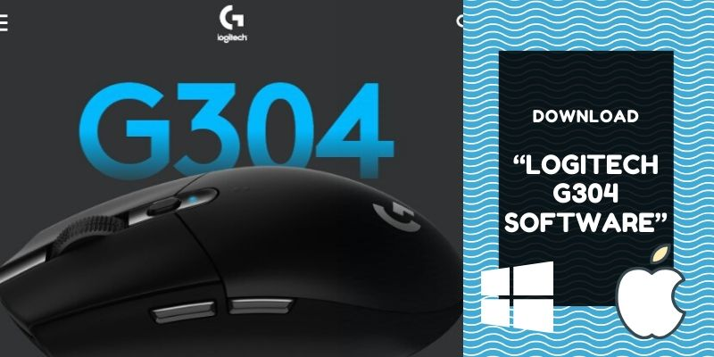 Logitech G304 software and driver