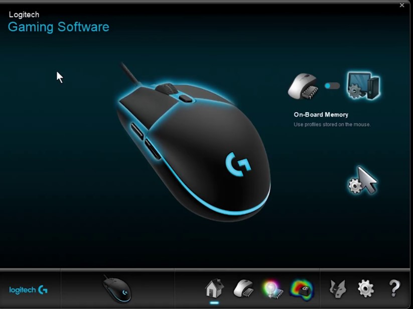 Logitech G203 Software Lightsync Prodigy For Windows 10 Mac