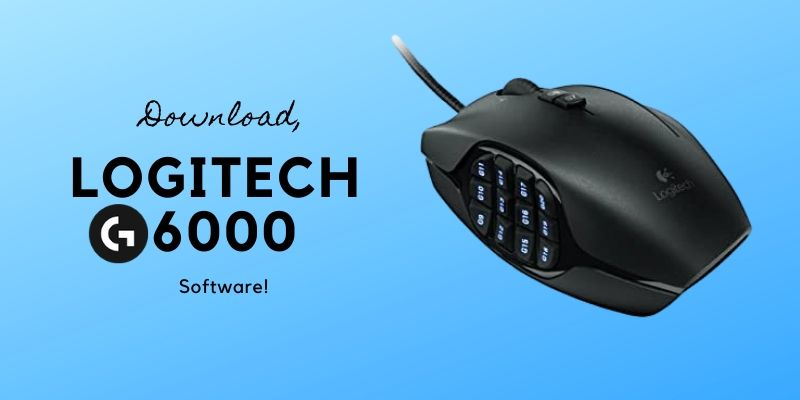 Logitech G600 software