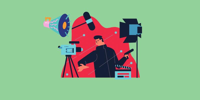 Best website builder for actors
