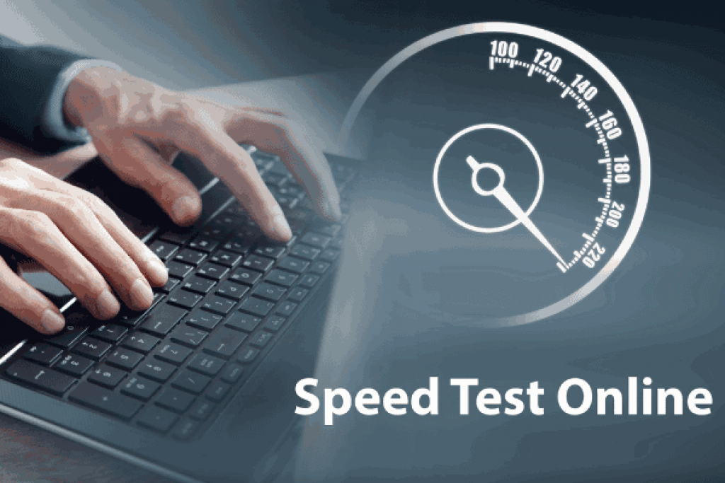Xfinity internet speed slower than advertised find out by performing various test online.