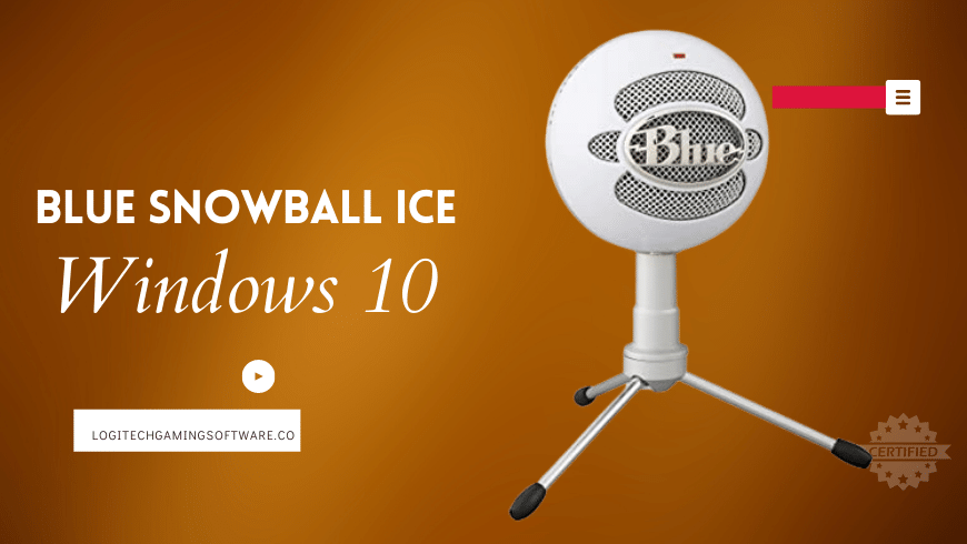 Blue snowball ice drivers and software Windows 10